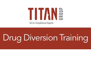 Drug Diversion Training