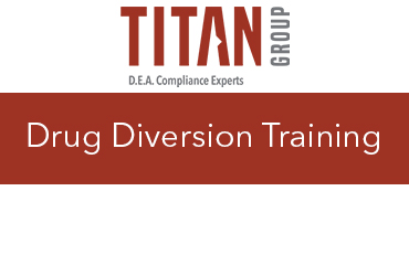 Drug Diversion Training